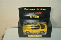 VOITURE COLLECTION SHELL CHEVROLET CORVETTE Z-R1 DIE-CAST NEUF 1/40 SPORT  CAR