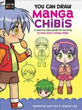 You Can Draw Manga Chibis A step-by-step guide for learning to ... 9781633228627