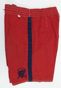 Polo Ralph Lauren Sanibel Cross Mallets Insignia Swim Wear Trunks Shorts $79 NWT