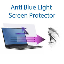 Anti Blue Light Screen Protector 3 Pack for 12.5 Inches Laptop. Filter Out Blue