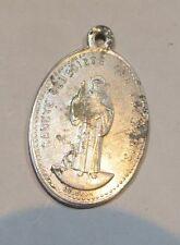 Médaille de Sainte Bernadette en aluminium