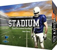 Stadium--You are the owner of a Pro Football Franchise!  Draft, Hire, Build!