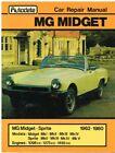 MG MIDGET MK1 2 3 & 4 / HEALEY SPRITE MK 2 3 4 & 5 ( 1962 - 1980 ) REPAIR MANUAL