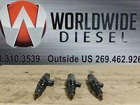 """2012 Detroit DD15 """"903"""" Injectors, Parts # A4700900850. SET OF 3"""