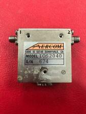 1pc Aercom Ios 2040 - 4Ghz Sma Rf Coaxial Isolator