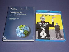 Teaching Co Great Courses DVDs   AMERICA and the NEW GLOBAL ECONOMY  new + BONUS