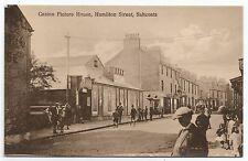 POSTCARDS-SCOTLAND-SALTCOATS-PTD. The Casino Picture House, Hamilton Street.