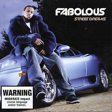 Street Dreams by Fabolous (CD, May-2003, Elecktra)