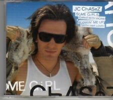 (DE903) JC Chasez, Some girls (dance with women) - 2004 DJ CD