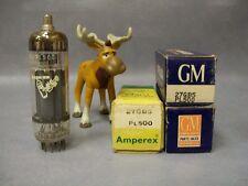 27GB5 / PL500 Vacuum Tube   Lot of 3  Amperex / GM Delco General Motors