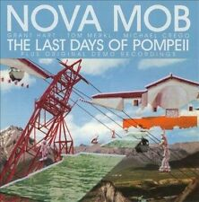 The  Last Days of Pompeii by Nova Mob (CD, Dec-2010, MVD Audio)
