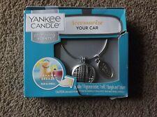 Yankee Candle BAHAMA BREEZE SCENT Charm-Accessorize Your Car    NIP