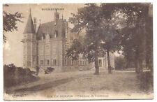 bourbonnais , château de contresol , le donjon -