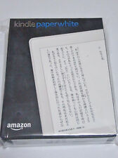"""New Kindle Paperwhite 32GB White """"Manga Model"""" 2016 Japan with special offer"""