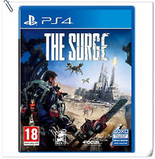 PS4 The Surge SONY PLAYSTATION Focus Home Interactive Action RPG Games