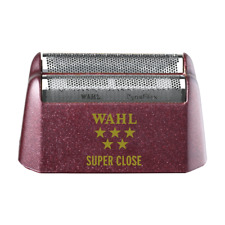 wahl 5 star shaver replacement foil SKU #07031-400 Super Close