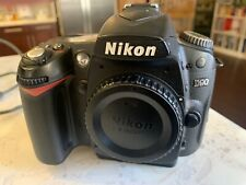 Nikon D90 Dx-Format Cmos Digital Slr Camera - Black (Body Only)