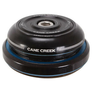 Cane Creek 40 IS42/28.6 IS52/40 Short Cover Headset Black