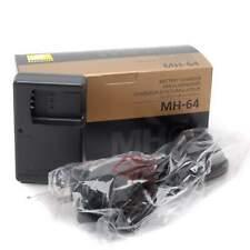 Nikon MH-64 Battery Charger for Nikon EN-EL11 New Boxed