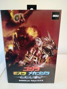 NECA - Godzilla 2003 (Tokyo S.O.S) Hyper Maser Blast A/Figure •NEW & IN STOCK