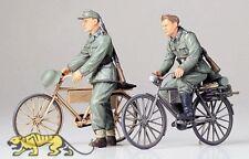 Deutsche Soldaten mit Fahrrädern - 1:35 - Tamiya 35240