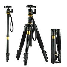 Professional Tripod Ball Head Compact Travel for Digital DSLR SLR Camera Q555 UK