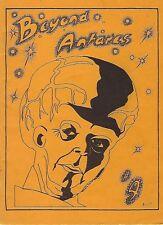 Star Trek TOS Vintage Gen Fanzine Beyond Antares #4 5 6 7 8 LOT of 5