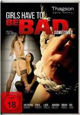 Girls Have To Be Bad Sometimes - DVD - Erotik - NEU & OVP - FSK 18