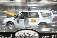 Gearbox 1:43 Scale 2005 FORD EXPEDITION IACP COMMEMORATIVE MIAMI #695