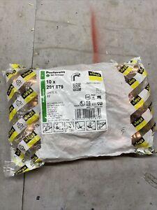 10 Stück VIEGA Profipress SC-Contur 10x291679