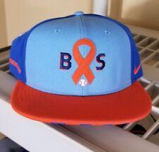 Nike Freestyle Dornbecher Db Brayden Strong Snapback Hat   Aj5204 480
