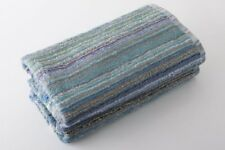 100% Cotton Recycled Yarn Face Flannels - 2 Pack