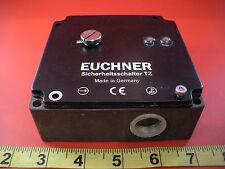 Euchner TZ1LE110PG Safety Interlock Limit Switch 110v ac/dc no operator head Nnb