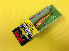 Rapala Countdown ABACHI LIPLESS CDAL-7 HGR, Hologram Gold Red Color Lure.