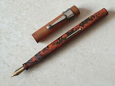 Stylo plume vulpen fountain pen fullhalter penna LE MERLE BLANC nib writing 鋼筆