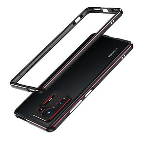 For Xiaomi Mi Mix 4 Aluminum metal bumper Frame Slim Cover case+ carmera Protect