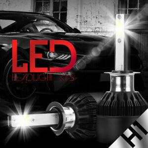 XENTEC LED HID Headlight Conversion kit H1 6000K for Audi A6 1996-2001