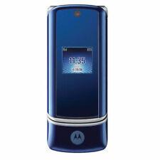 New Verizon Motorola KRZR K1 Blue Mock Dummy Display Toy Cell Phone