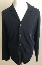 NWT $415 Boss Hugo Boss T-Saunders 01 Modern Tailored Slim Fit Jacket Blue 2XL
