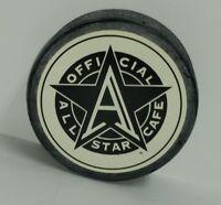 All Star Cafe NHL Hockey Puck Souvenir