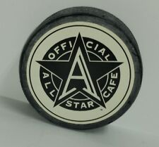 All Star Cafe NHL Hockey Puck Souvenir