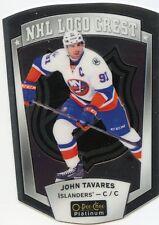 16/17 O-PEE-CHEE OPC PLATINUM NHL LOGO CREST #14 JOHN TAVARES ISLANDERS *32046