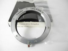 Fotodiox Leica R to Canon EF EOS Lens Adapter Boxed PERFECT