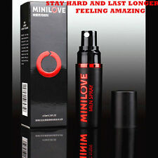 MINILOVE ATTRACT WOMEN PHEROMONE SPRAY FOR MEN MALE SEX AID STAYING HARD