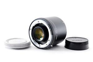 "Nikon TC-20E II AF-S 2x Teleconverter Lens ""Excellent++"" Free shipping JAPAN"