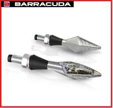 Barracuda Coppia Frecce x LED B Lux Argento Universali Suzuki GSX S 1000 F
