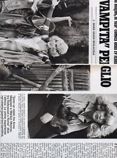 SP25 Clipping-Ritaglio 1977 Isabella Biagini Svampita per sbaglio
