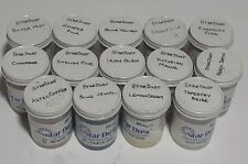 Lot Of 14 Mayco Pearlized 4 Oz. Textured Stain