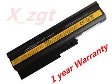 Battery for IBM Lenovo ThinkPad R60 R61 T60p T61p SL500 R500 W500 T500 SL400