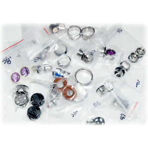 """Lot of 20 Ear Plugs Large Gauge (7/16"""" - 1"""" inch) Assorted Designs"""